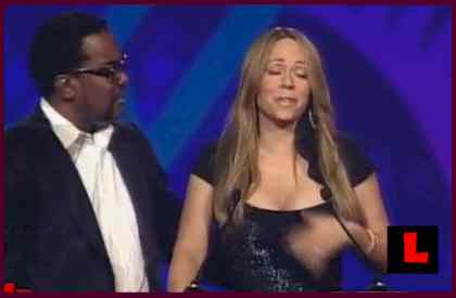 Mariah Carey's People's Choice Award