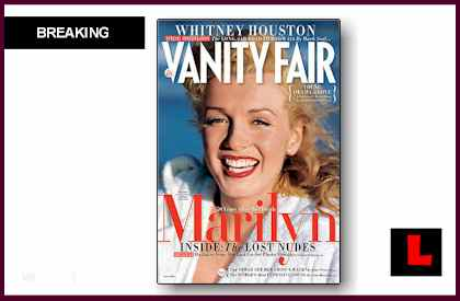 Marilyn Monroe Vanity Fair Lost Photos 2012 Reveal Elizabeth Taylor Feud