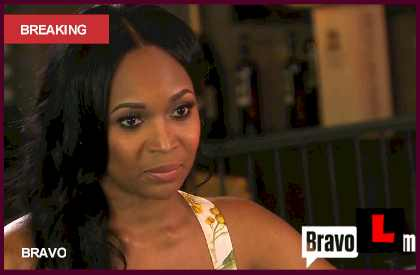 Marlo Hampton's Spotlight Angers Bridesmaid Diana on I Dream of NeNe