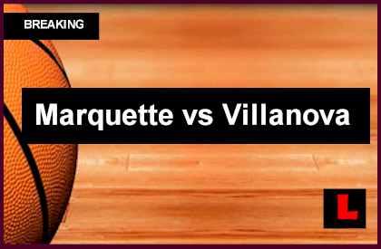 Marquette vs. Villanova 2014: Wildcats Dominate Score ...