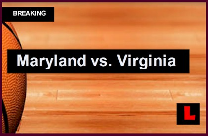 Maryland vs. Virginia 2014 Score Prompts AP Top Basketball Score Battle live score results channel today game l