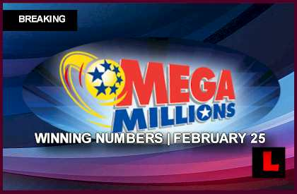 Mega Millions February 25, 2014 Winning Numbers: Results Tonight Released 2/25/14