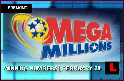 Mega Millions Winning Numbers February 28, 2014 2-28-14 Results Grow to $216M