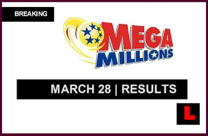 Mega Millions Winning Numbers March 28, 2014 3/28/14 Results Tonight Deliver $25M