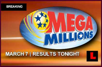 Mega Millions Winning Numbers March 7, 2014 3/7/14 Results Tonight Grow to $270M