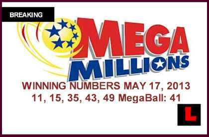 Mega Millions May 17, 2013 Winning Numbers Prompt Bigger Take