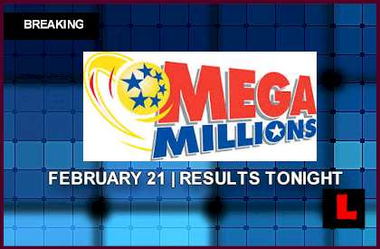 Mega Millions Winning Numbers February 21, 2014 Results Grow to $175M