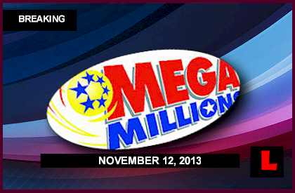 Mega Millions Winning Numbers: November 12 Results Released Tonight 2013 11-12-13