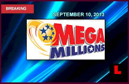 Mega Millions Winning Numbers September 10: Results Tonight Hit $100M