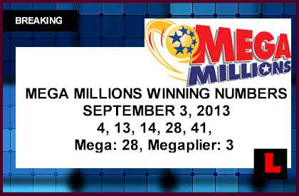 Mega millions numbers today indiana