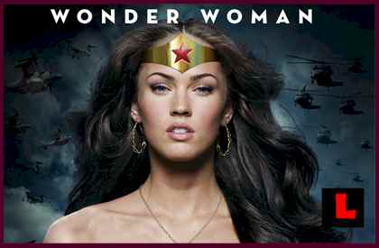 Megan Fox Wonder Woman PHOTOS
