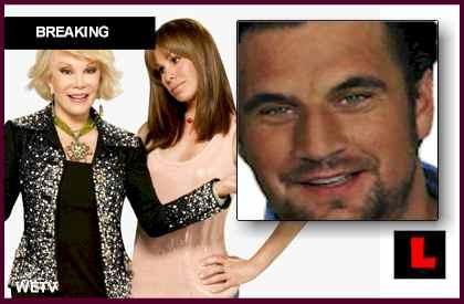 Melissa Rivers Boyfriend Jason Zimmerman Cheating Drove Joan Rivers to Anger