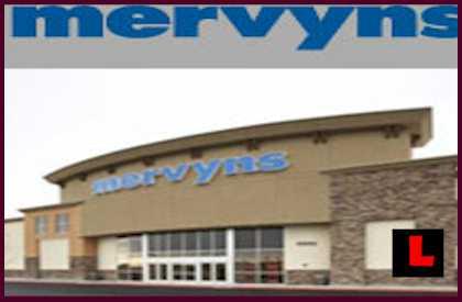 Mervyns Department Stores