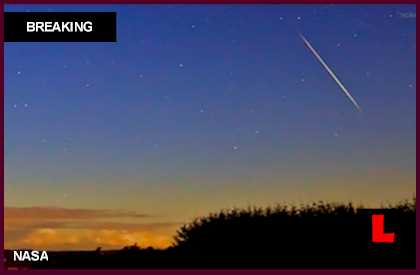 Meteor Shower start Time Tonight August 13, 2012 Promises Superb Visibility august 12