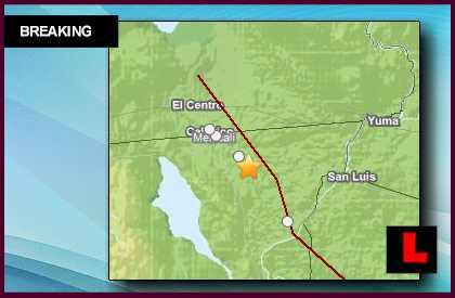 Mexico Earthquake Today 2013 Felt in California