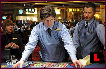 Scott Sibella of MGM Grand Tackles Undercover Boss