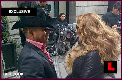 Paulina Rubio Me Voy Music Video with Espinoza Paz Anticipated: EXCLUSIVE