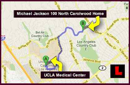 Michael Jackson 100 North Carolwood Home Dominates Conrad Murray Trial: EXCLUSIVE