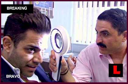 Shahs of Sunset: Is Mike and Reza Farahan's Friendship Over