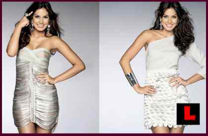 Catalina Robayo Miss Colombia - Mini Skirt Photos Prompt Clothing Escándalo