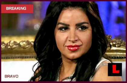 MJ Mercedes Javid of Shahs Reveals Bank Fraud Criminal Past not robbed a bank