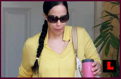 Nadya Suleman House PHOTOS