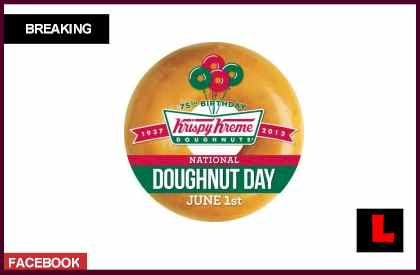 Dunkin Donuts, Krispy Kreme Celebrate National Doughnut Day 2012