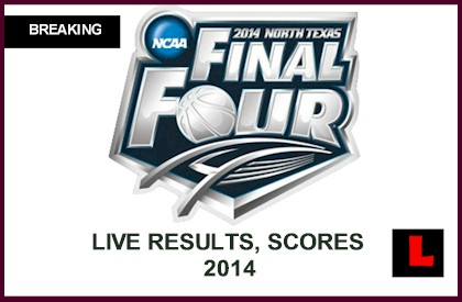 NCAA Brackets 2014: Basketball Tournament Channel, Results Get Round 1 what channel start time men's college live score results