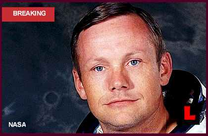 Neil Armstrong Lied About One Small Step Line Claims Dean Armstrong