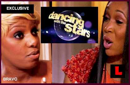 NeNe Leakes and Marlo Hampton: Expect Marlo Twirlin into DWTS Story