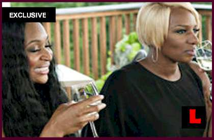 Nene and Marlo: Leakes Fears Marlo Hampton to Replace Her - EXCLUSIVE