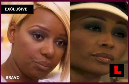 NeNe Leakes, Cynthia Bailey No Longer Friends on RHOA 2014? EXCLUSIVE