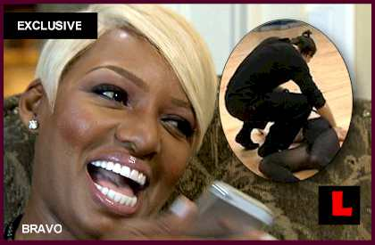 Nene Leakes Dancing with the Stars Prompts Team Twirl Move: EXCLUSIVE