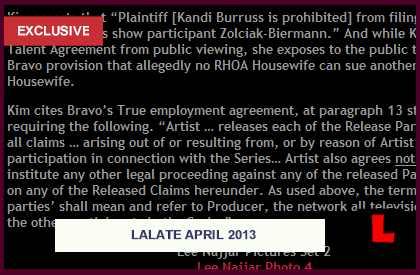 NeNe Leakes Can't Sue Kenya Moore, Claudia Jordan for RHOA? EXCLUSIVE