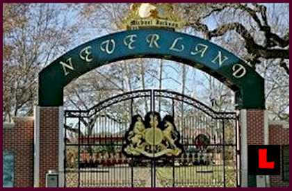 Neverland Ranch Address