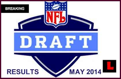 NFL Draft 2014 Results First Round Today: Texans Pick Jadeveon Clowney?