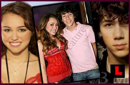 NILEY Nick Jonas Miley Cyrus ARE Dating