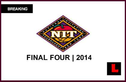 NIT Bracket 2014 Final Four Gets SMU vs. Clemson, Minnesota vs. Florida State printable live score results college basketball