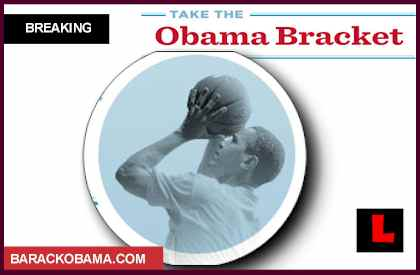 Obama Bracket 2012 Prompts Obama Bracket Challenge Tuesday