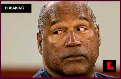 OJ Simpson One Hand Free Granted During Las Vegas Hearing