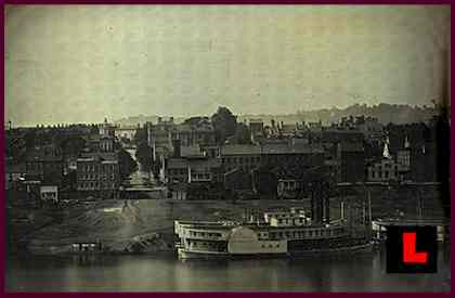 Cincinnati 1848 Daguerreotype is not First Photo of Humans