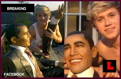 Niall Horan Obama Broken Arm Prompts One Direction Apology