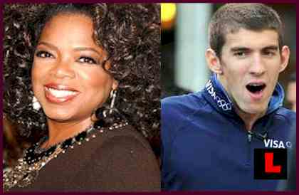 Michael Phelps OPRAH