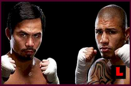 Pacquiao Cotto Start Time
