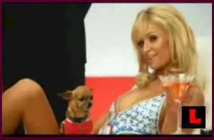 video of paris hilton