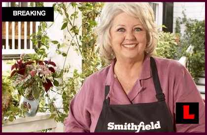the food network has dropped paula deen immediately the food network