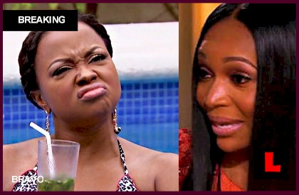Phaedra Parks Leaving RHOA, Replaced by Marlo Hampton in New Cast