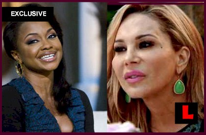 Phaedra Parks Leaving Real Housewives of Atlanta Cast? EXCLUSIVE