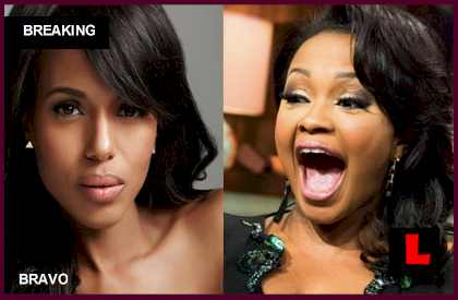 Phaedra Parks, Apollo Nida Movie? Star Wants Kerry Washington to Play Her