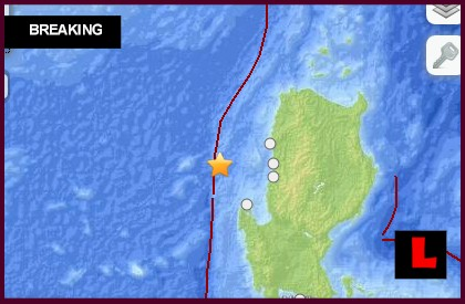 Earthquake Today 2014 Strikes Off Coast of Philippines
